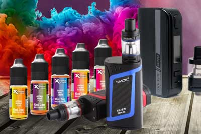 Some Brands Pure E-liquids works with