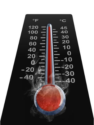 High Temperature Thermometer