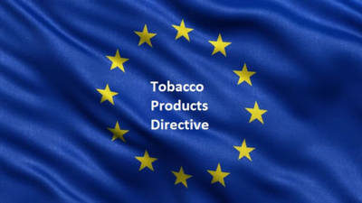 tobacco products directive logo